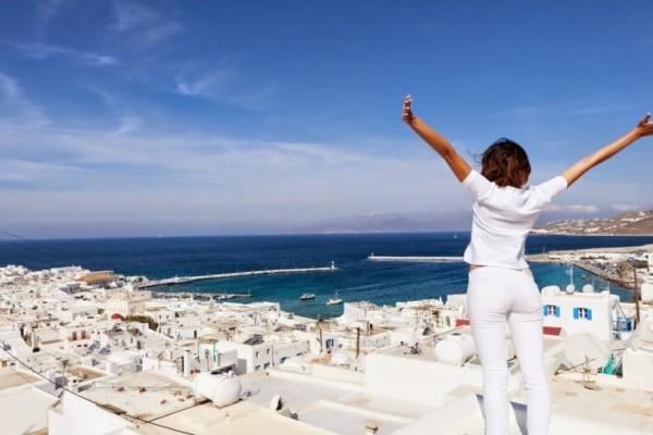Τράπεζα της Ελλάδος: Αύξηση 37% στα τουριστικά έσοδα!
