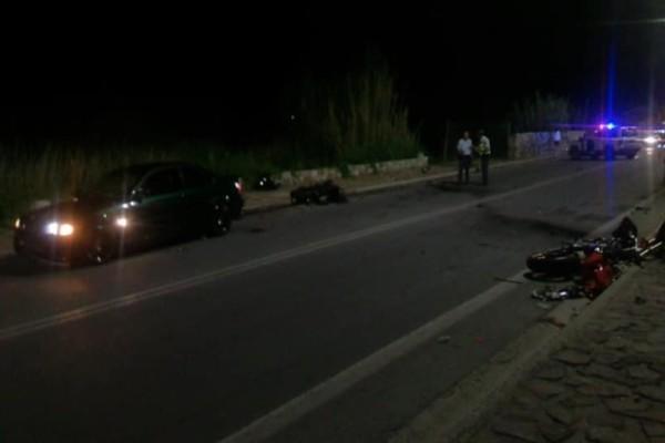 Πολύνεκρο τροχαίο στη Λέσβο: Τρεις άνθρωποι σκοτώθηκαν! (Video)