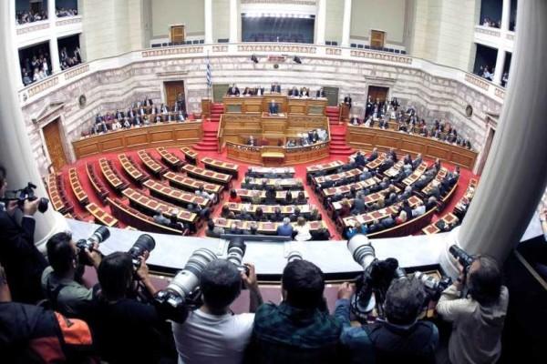 Ανοίγει η κοινοβουλευτική αυλαία - Ποια είναι τα νέα νομοσχέδια!