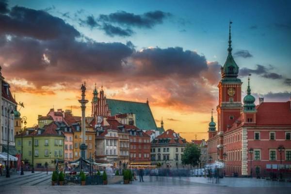 Αποκλειστική προσφορά: Ταξίδι στην Βαρσοβία με 170 ευρώ, όλα πληρωμένα!