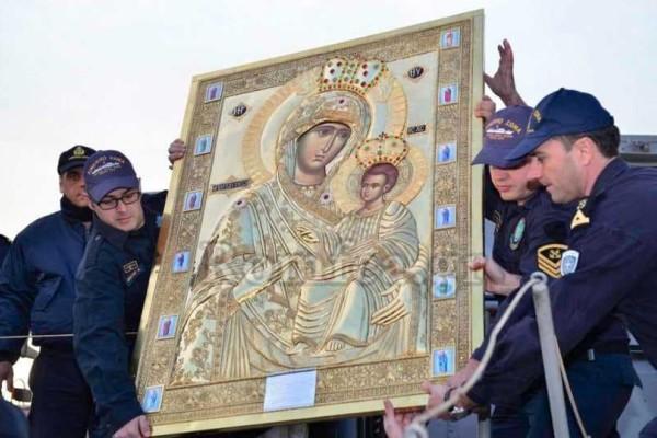 Άγιοv όρος: Έκλεψαν ιερή εικόνα  - Θρίλερ το κυνηγητό με τους ληστές!