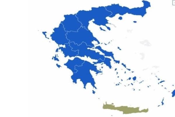 Εκλογές 2019: Συντριπτική επικράτηση της Νέας Δημοκρατίας σε Περιφέρειες και Δήμους!