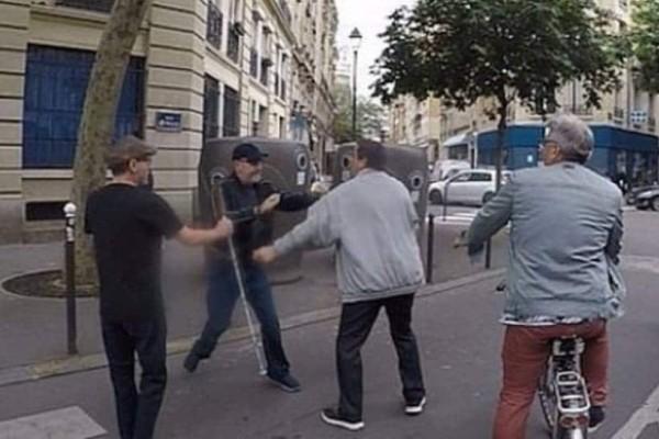 Τραγικό περιστατικό στη Γαλλία: Οδηγός ξυλοκόπησε συνοδό τυφλού! Ο λόγος θα σε εκπλήξει!