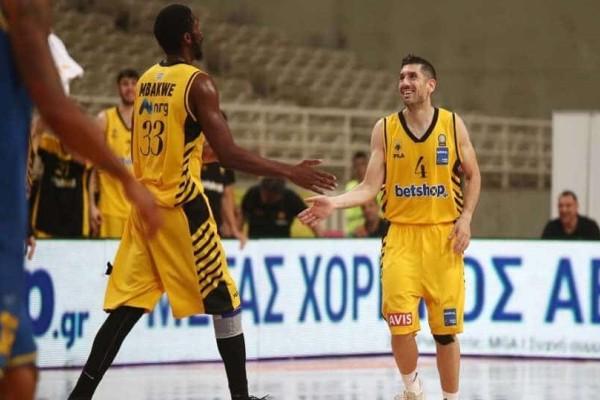 Basket League: Η ΑΕΚ παίρνει προβάδισμα μετά την νίκη επί του Περιστερίου!