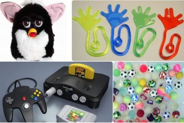 Αξέχαστα παιχνίδια που δυστυχώς δεν θα γνωρίσουν τα σημερινά παιδιά!