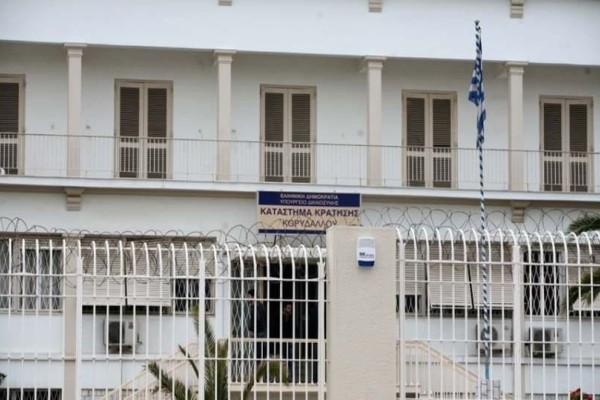 3 τραυματίες στις φυλακές Κορυδαλλού μετά την άγρια συμπλοκή!