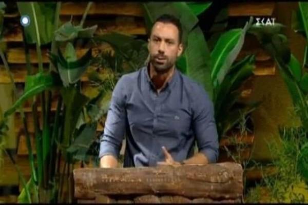 Survivor: Ο Τανιμανίδης αποκάλυψε για ποιο λόγο γίνεται ο τελικός στην Τουρκία! (Video)