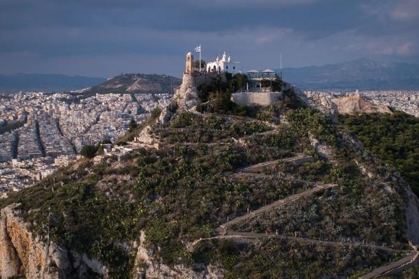 Έκτακτα μέτρα στην Αθήνα: Κλείνει ο Λυκαβηττός