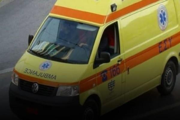 Μοιραίο τροχαίο στην Εύβοια: Νεκρός δικυκλιστής!