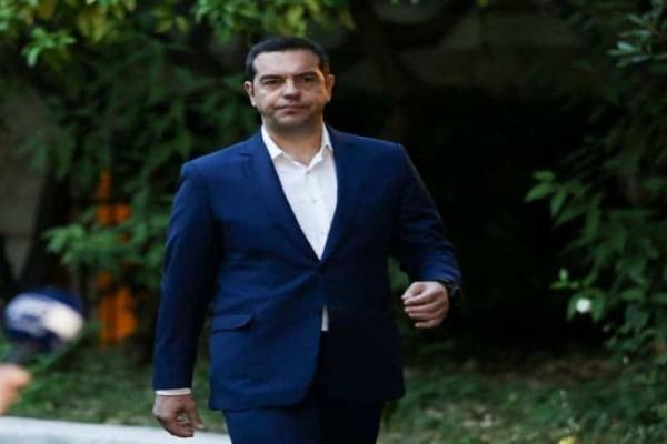 """Αλέξης Τσίπρας: """"Η Ελλάδα έχει συμμαχίες και είναι ισχυρή"""" -  Ισχυρό το μήνυμα προς την Τουρκία!"""