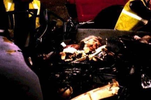 Φρίκη: Η φωτογραφία με την Πριγκίπισσα Νταϊάνα νεκρή, ελάχιστα λεπτά μετά το τροχαίο!