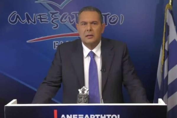 Ανακοίνωση βόμβα: Εκτός εκλογών οι ΑΝΕΛ! (Video)