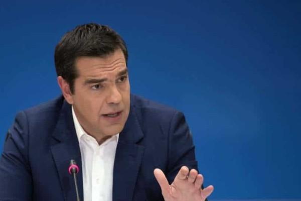 Ο Αλέξης Τσίπρας στη Χάλκη υπόσχεται την κατάργηση του ΕΝΦΙΑ!