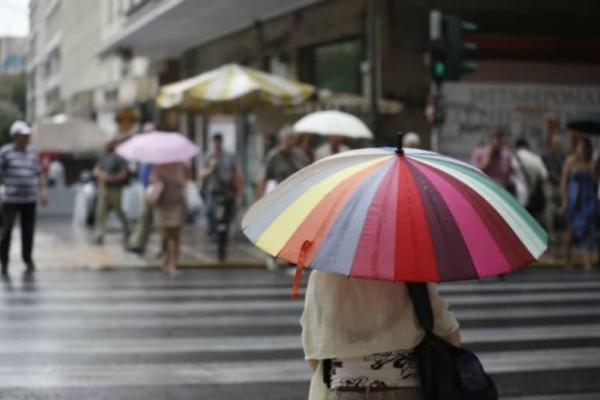 Ραγδαία επιδείνωση του καιρού: Kαταιγίδες και βροχές μέχρι την Πέμπτη!