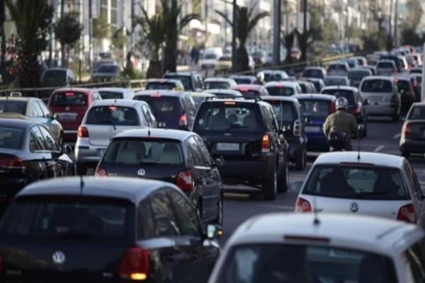 Κίνηση στους δρόμους: Στο «κόκκινο» Συγγρού, Κηφισίας, Μεσογείων!