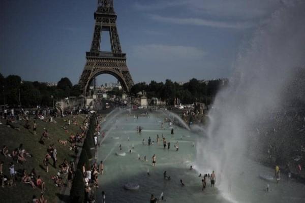 Φονικός καύσωνας στην Γαλλία: Τρεις ακόμα νεκροί!