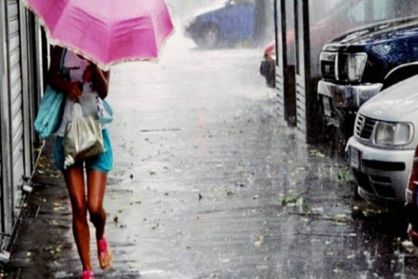 Καιρός: Βροχές με ζέστη και υψηλή θερμοκρασία για σήμερα!