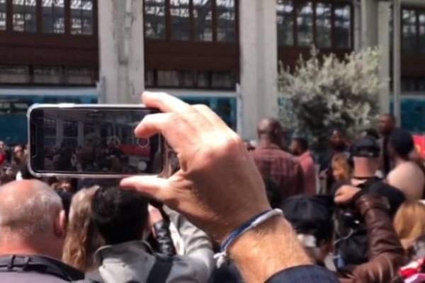 Παρίσι: Γέμισε μουσικές ο κεντρικός σιδηροδρομικός σταθμός!