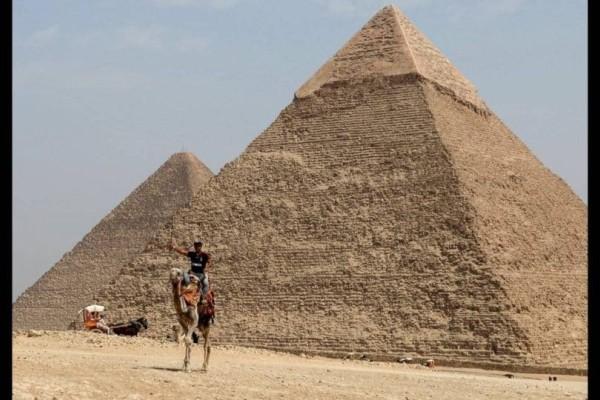 Κι όμως! Δεν έχει η Αίγυπτος τις περισσότερες πυραμίδες!