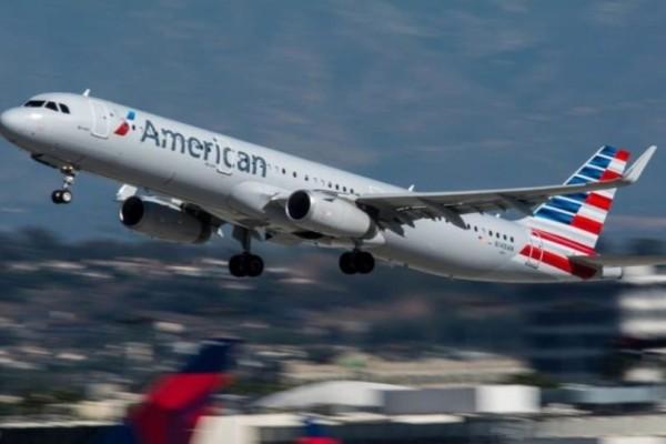 Συναγερμός σε πτήση της American Airlines - Αεροσκάφος καλύφθηκε με καπνό μόλις απογειώθηκε! (Video)