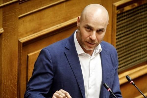 Υποψήφιος Βουλευτής με την Νέα Δημοκρατία ο Γιώργος Αμυράς!