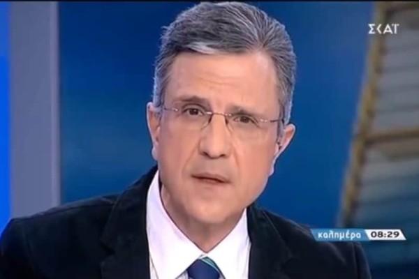 Ο Γιώργος Αυτιάς ξεσπάει για την Ευρωβουλή! (Video)