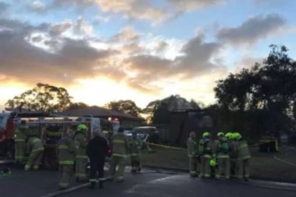 Τραγωδία: Tρία αδέρφάκια  κάηκαν μέσα στο σπίτι τους!