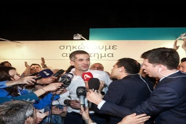 Σάρωσε ο Κώστας Μπακογιάννης στο Δήμο Αθηναίων!