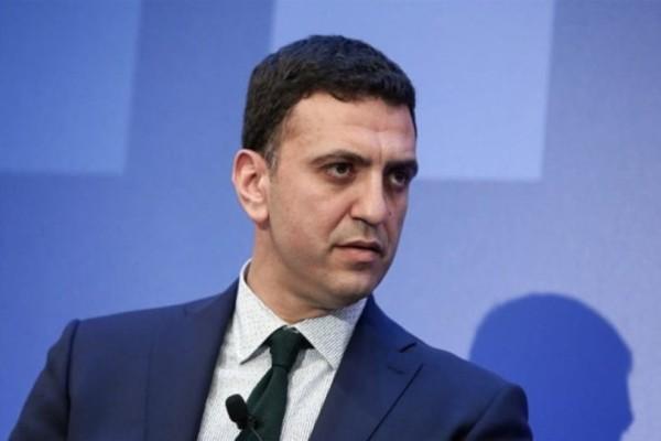 Βασίλης Κικίλιας: Καταγγελίες για ρουσφέτια στο υπουργείο Εθνικής Άμυνας!