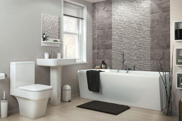 Οργανώστε το μπάνιο σας μόνο με ένα αντικείμενο!