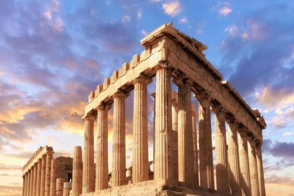 Η φωτογραφία της ημέρας: Καλημέρα από την Ακρόπολη!
