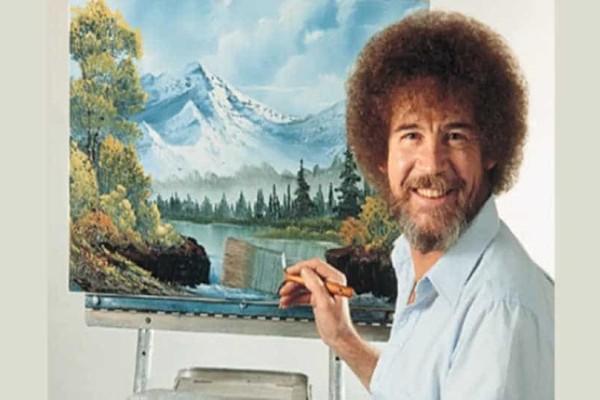Δεν θα πιστεύετε τι δουλειά έκανε ο Bob Ross πριν γίνει ζωγράφος!