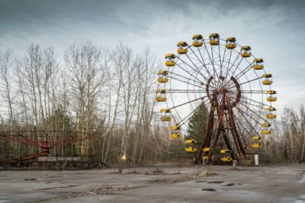 Τσέρνομπιλ: Στην πόλη που ο χρόνος έχει σταματήσει!