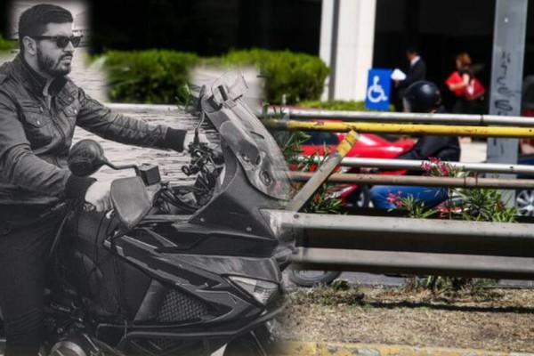 Ξεφτίλα για λίγα ευρώ και... κλικ: Φωτογραφία με τον Πάνο Ζάρλα νεκρό στην άσφαλτο!