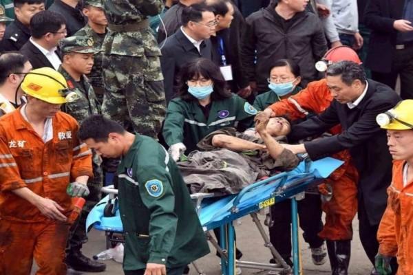 Τρόμος: 9 νεκροί και 10 τραυματίες από κατάρρευση ορυχείου!