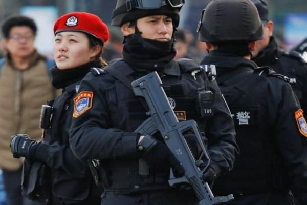 Σώθηκαν 1.100 απαχθέντες από την αστυνομία!