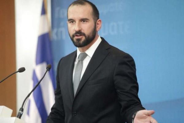 Δημήτρης Τζανακόπουλος: «Η ΝΔ θέλει να κάνει την Ελλάδα Αργεντινή»!
