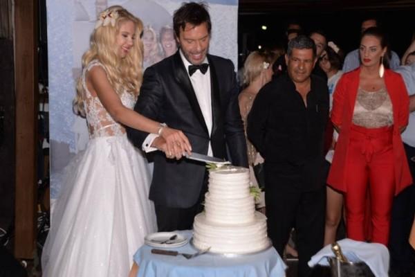 Στράτος Τζώρτζογλου - Σοφία Μαριόλα: Η πρώτη ανάρτηση μετά τον γάμο!