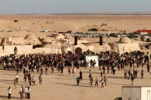 Το μοναδικό φεστιβάλ μουσικής στην έρημο του Star Wars!