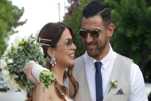 Παντρεύτηκαν ο Ετεοκλής Παύλου και η Ελένη Χατζίδου! (Video)