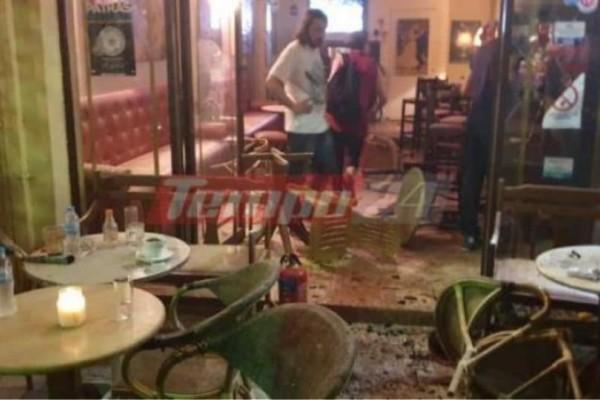 Πάτρα: Δύο χούλιγκαν συνελήφθησαν για την επίθεση σε καφετέρια!