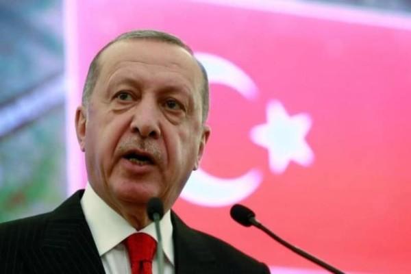 Ακραίες δηλώσεις Ερντογάν: «Θα μας συλλάβετε; Θα γλείφετε μόνο την παλάμη σας»