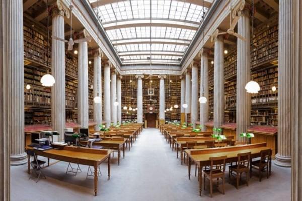 Διευρύνεται το ωράριο της Εθνική Βιβλιοθήκης!