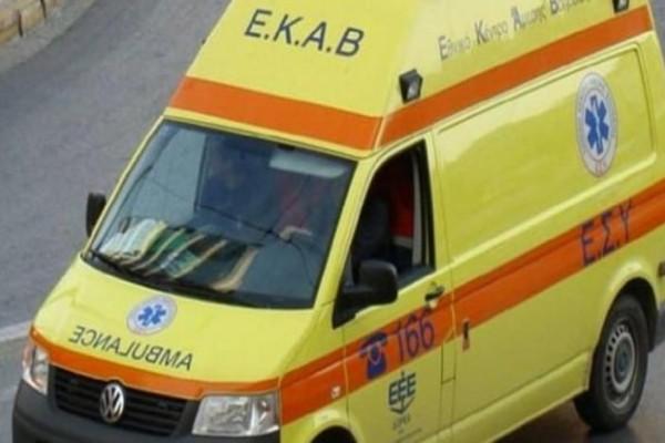 Χαλκιδική: Δύο τραυματίες σε τροχαίο!