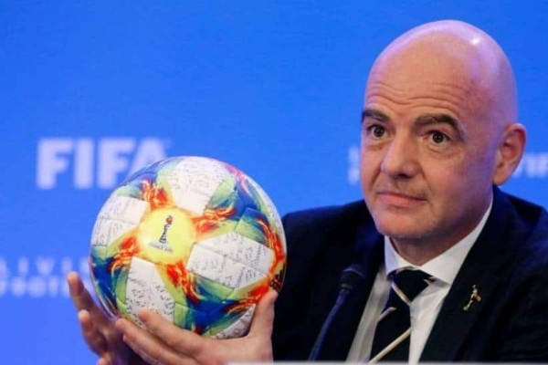 Αυτός είναι ο νέος πρόεδρος της FIFA