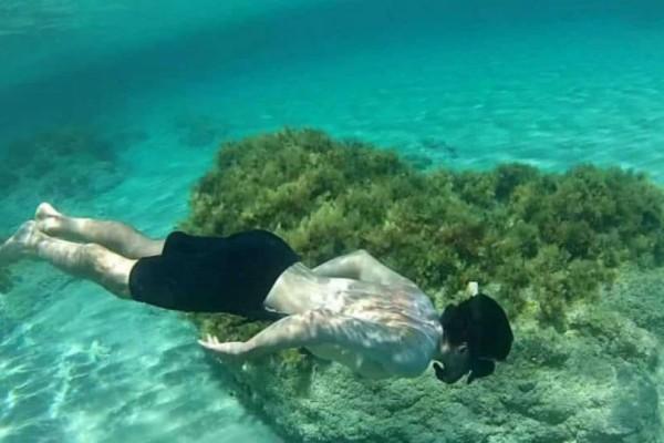 Με αυτόν τον τρόπο θα καταλάβετε ότι η θάλασσα που κολυμπάτε είναι καθαρή!