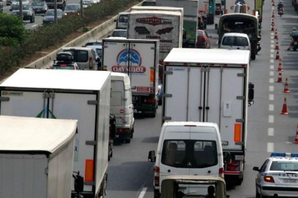 Κλοπές φορτηγών από αγνώστους στην Μαγνησία!