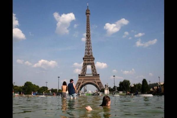 Ρεκόρ θερμοκρασιών σημειώνει ο καύσωνας στην Ευρώπη!