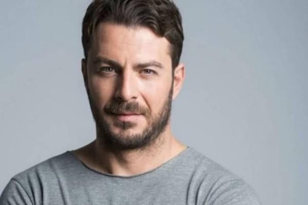 Γιώργος Αγγελόπουλος: Δείτε το νέο του look!