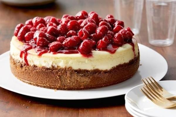 Cheesecake χωρίς γλουτένη!